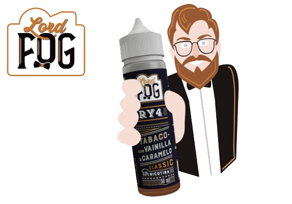 Lord Fog 60ml.