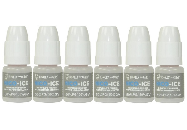 NICO-ICE 6 X 10ml