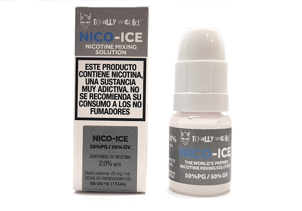 NICO-ICE 1 X 10ml
