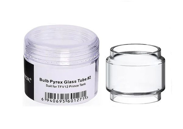 Replacement glass Smok TFV12 Prince 8 ml