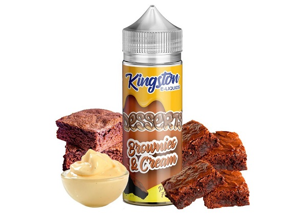 Brownies & Cream 100ml 70VG/30PG