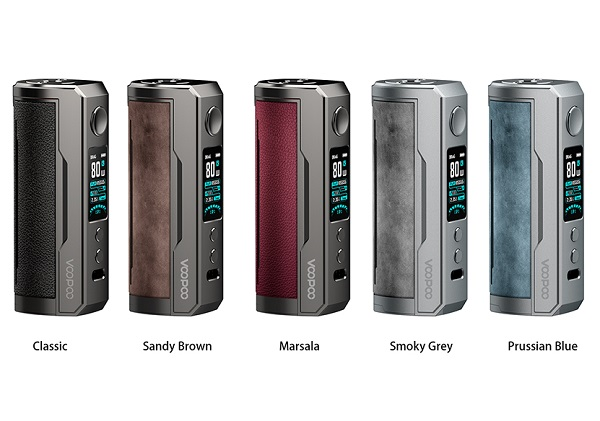 VooPoo Drag X Plus Mod Full