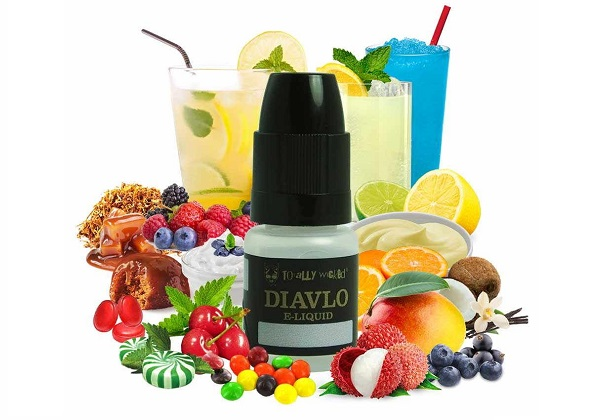 Diavlo E-liquid 10ml