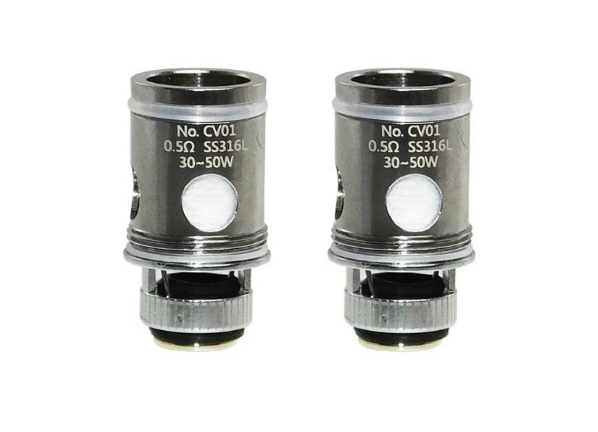 2 x UD MOCC atomizer heads
