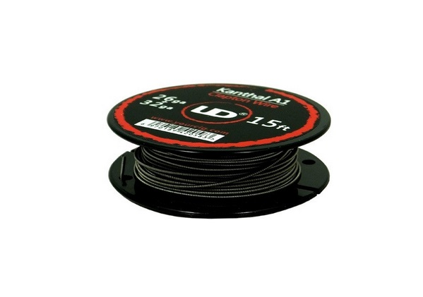 UD Kanthal Wire 26 + 32 AWG Clapton - 15Ft (5m)